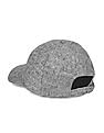 Aeropostale Heathered Wool Blend Baseball Cap