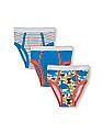 The Children's Place Toddler Boy Sea Briefs 3-Pack