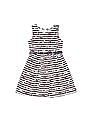Cherokee Girls Belted Fit And Flare Dress