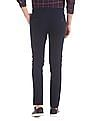 Roots by Ruggers Slim Fit Flat Front Trousers