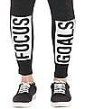 Flying Machine Women Hyper Squad Rules Leggings