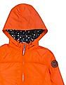 U.S. Polo Assn. Kids Boys Hooded Windbreaker Jacket