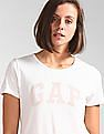 GAP Stud Embellished Short Sleeve T-Shirt