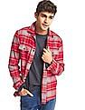 GAP Jaspe Plaid Standard Fit Shirt