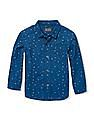 The Children's Place Baby Long Sleeve Printed Shirt
