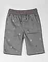 GAP Boys Star Wars Print Woven Shorts